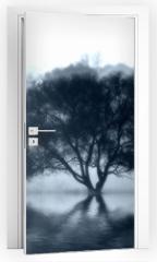 Naklejka na drzwi - The Wish Tree