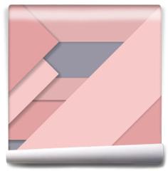 Fototapeta - Rose Quartz trend Material design