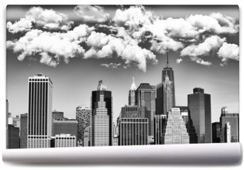 Fototapeta - Manhattan skyline