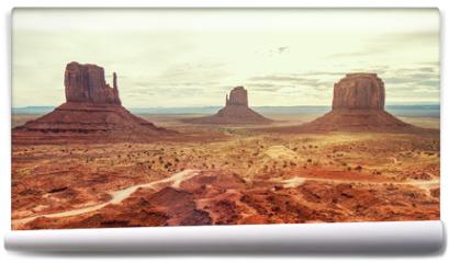 Fototapeta - Monument Valley, Utah, USA