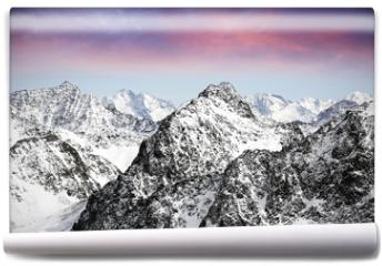 Fototapeta - alps