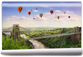 Fototapeta - Clifton Suspension Bridge.