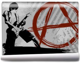 Fototapeta - Punk background