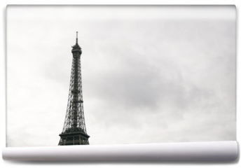 Fototapeta - Eiffel tower in Paris, France