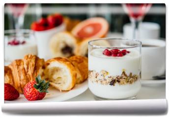 Fototapeta - Breakfast