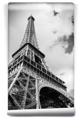 Fototapeta - The Eiffel tower, Paris France