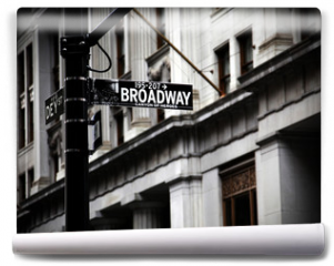 Fototapeta - Broadway sign