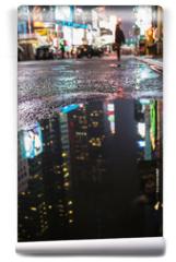Fototapeta - Activity in New York City streets