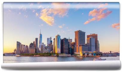 Fototapeta - Manhattan Island