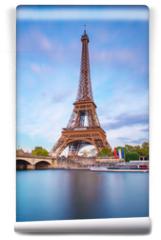 Fototapeta - eiffel tower in paris