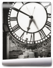 Fototapeta - old clock