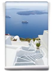 Fototapeta - Santorini