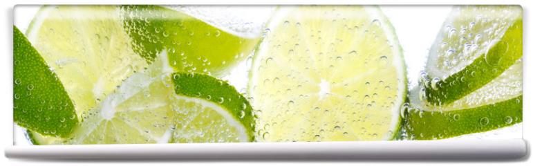 Fototapeta - Limette & Zitrone