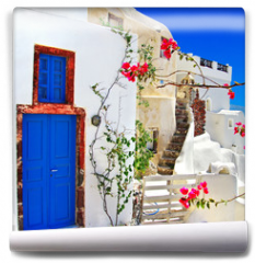 Fototapeta - traditional Greek islands series - santorini