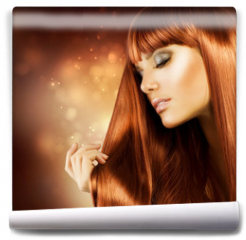 Fototapeta - Healthy Hair