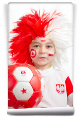 Fototapeta - Piłkarz 1