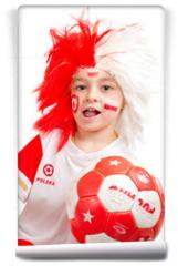 Fototapeta - Piłkarz 3