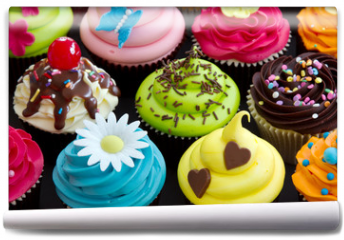 Fototapeta - Cupcakes