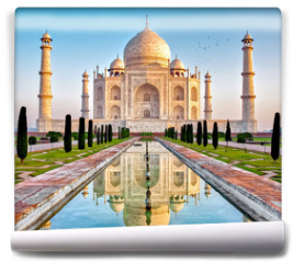 Fototapeta - Taj Mahal