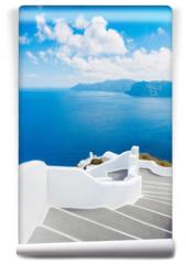 Fototapeta - Santorini Island, Greece