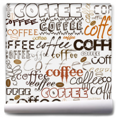 Fototapeta - Coffee background