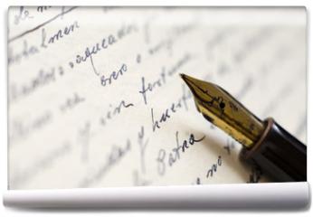 Fototapeta - Old Letter