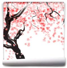 Fototapeta - Cherry tree blossom