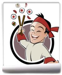 Fototapeta - sushi