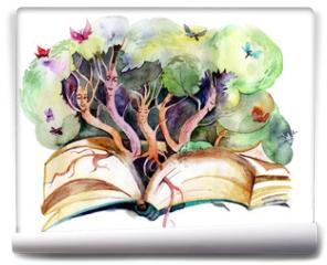 Fototapeta - book