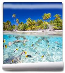 Fototapeta - Tropical island