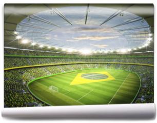 Fototapeta - Stadion Brasil 2