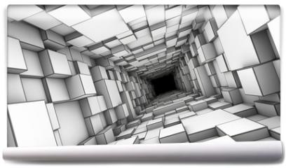 Fototapeta - tunnel