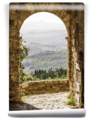 Fototapeta - Tuscany