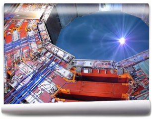 Fototapeta - CERN LHC
