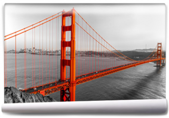 Fototapeta - Golden Gate, San Francisco, California, USA.