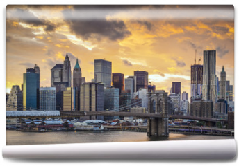 Fototapeta - New York City Skyline