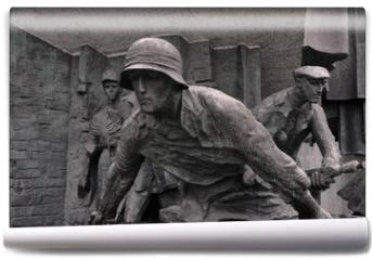 Fototapeta - Warsaw insurection monument