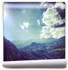 Fototapeta - alpi pejo