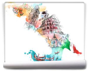 Fototapeta - Italy