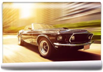 Fototapeta - Classic Cabriolet