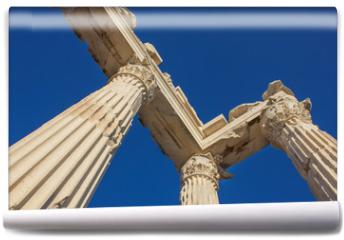 Fototapeta - Trojan temple columns