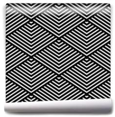 Fototapeta - Seamless geometric texture.