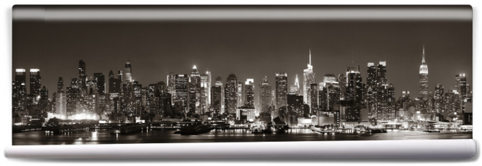 Fototapeta - Midtown Manhattan skyline