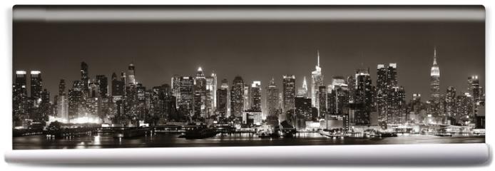 Fototapeta - Midtown Manhattan skyline