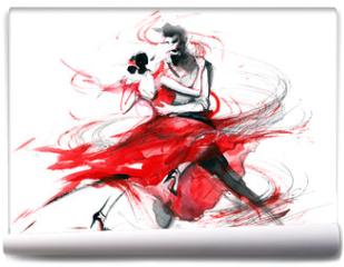 Fototapeta - tango