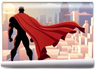 Fototapeta - Superhero Watch 2