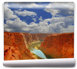 Fototapeta - Water in the Beginning of the Grand Canyon