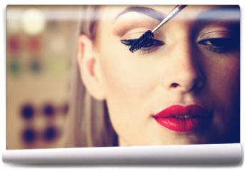 Fototapeta - makeup