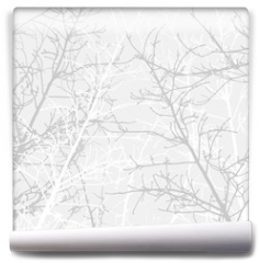 Fototapeta - Branches texture pattern. Soft background.