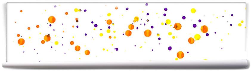 Fototapeta - Colour splash